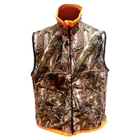 HUNTING REVERSABLE VEST PASSION