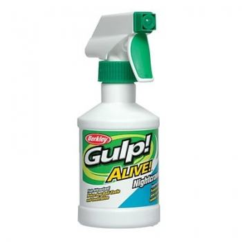 Аттрактант Berkley GULP ALIVE SPRAY Nightcrawler