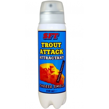 Аттрактант SFT Trout Attack Cheese Smell