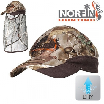 Бейсболка Norfin HUNTING PASSION GREEN 04 р. XL