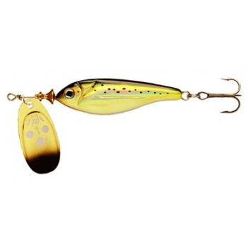 Блесна Blue Fox Minnow Super Vibrax BFMSV2-G