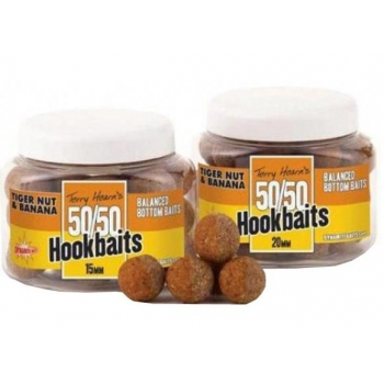 бойлы плав. dynamite baits 15 мм. banana & tiger nut  50/50