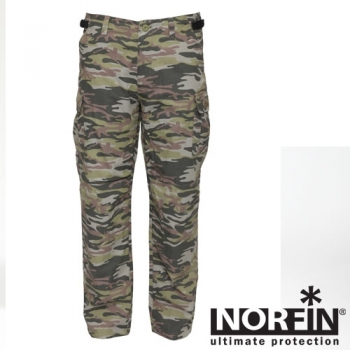 Брюки Norfin NATURE CAMO 04 р.XL