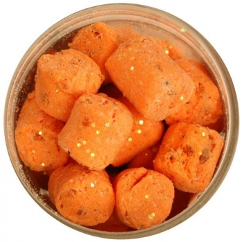 форелевые нагетсы berkley trout nuggets fluoro orange