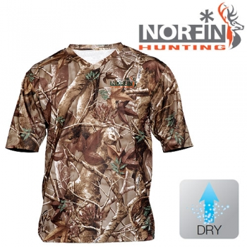 Футболка Norfin HUNTING ALDER PASSION GREEN 04 р.XL