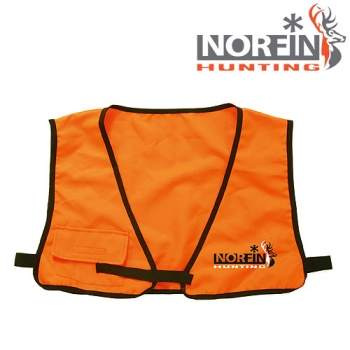 Жилет безопасности Norfin HUNTING SAFE VEST р-р XL