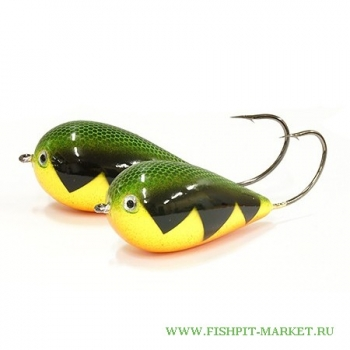 Хорватское яйцо BUMBLE LURE Killer Jerk KJ-15PFT