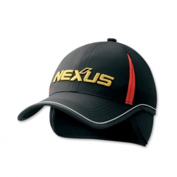 Кепка NEXUS Water Repellent Cap with ear warmer CA-146M-1F