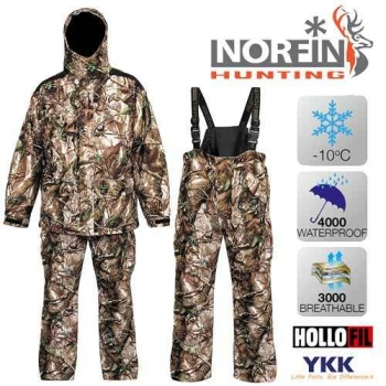Костюм зимний Norfin HUNTING GAME PASSION GREEN 06 р.XXXL