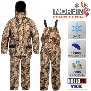 Костюм зимний Norfin HUNTING WILD PASSION 04 р.XL