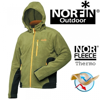Куртка флисовая Norfin OUTDOOR р-р XXXL