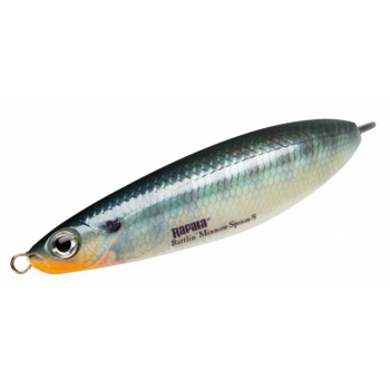 Незацепляйка Rapala Rattlin Minnow Spoon RMSR08-BG
