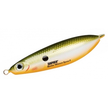 Незацепляйка Rapala Rattlin Minnow Spoon RMSR08-RFSH