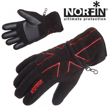 Перчатки Norfin Women BLACK р.L