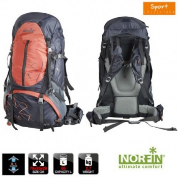 рюкзак norfin newerest 65 ns