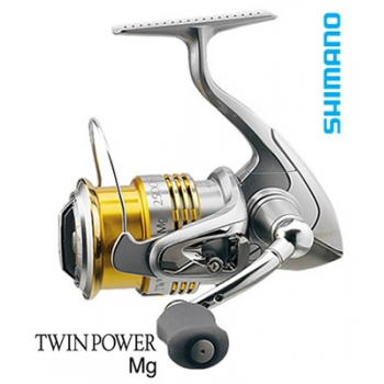 рыболовная катушка shimano twin power mg 1000s