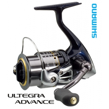 рыболовная катушка shimano ultegra advance 4000hg