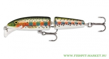 Воблер Rapala Scatter Rap Scatter Rap Jointed SCRJ09-RT