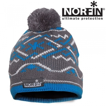 Шапка Norfin Women NORWAY GRAY р.L
