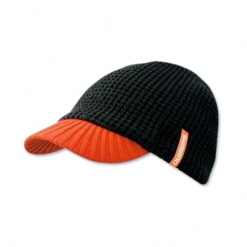 Шапка Shimano Knit Cap(with brim) CA-085M-1F