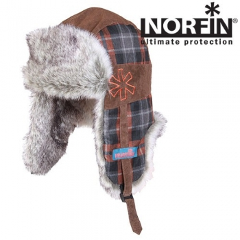 Шапка-ушанка Norfin Junior USHANKA JUNIOR р.M