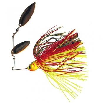 Спиннербейт Lucky John SPINNER BAIT PAINTED BLADE
