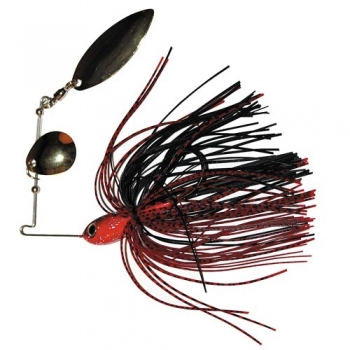 Спиннербейт Lucky John SPINNER BAIT RED VAMPIR