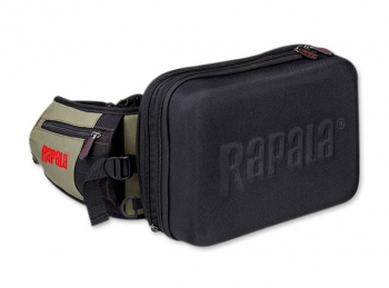 сумка rapala ltd edition hybrid hip pack