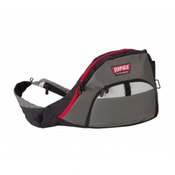 сумка rapala sportsmans 9 soft sling bag