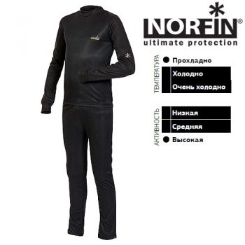 Термобельё Norfin Junior THERMO LINE JUNIOR B рост 158
