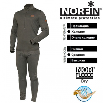 Термобельё Norfin NORD AIR 02 р.M