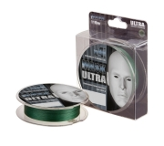 Плетеный шнур Akkoi Mask Ultra X4-110 Green 110м