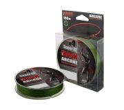 Плетеный шнур Akkoi Mask Arcane X4-150 Green 150м