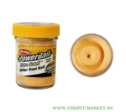Форелевая паста Berkley Trout Bait Salmon Egg Glitter