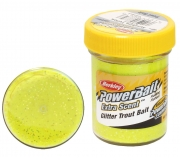 Форелевая паста Berkley Trout Bait Sunshine Yellow Garlic