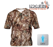 Футболка Norfin HUNTING ALDER PASSION GREEN р.L