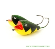 Хорватское яйцо BUMBLE LURE Killer Frog KF-15P