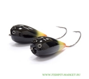 Хорватское яйцо BUMBLE LURE Killer Popper KP-15HT