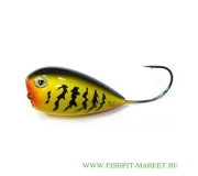 Хорватское яйцо BUMBLE LURE Popper P-9 Yellow