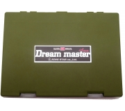 Коробка для блёсен RingStar Dream Master DMA-1500SS-Green