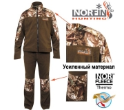 Костюм флисовый Norfin HUNTING FOREST 06 р.XXXL