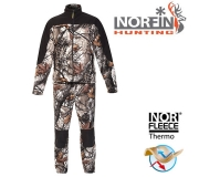 Костюм флисовый Norfin HUNTING FOREST STAIDNESS р-р L