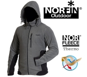 Куртка флисовая Norfin OUTDOOR GRAY р-р XXXL