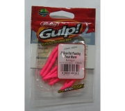 мягкая приманка berkley trout warm 5cm bubblegum