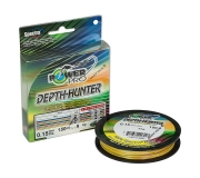 плетеный шнур power pro depth hunter (multicolor) 150м