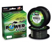 Плетеный шнур Power Pro Moss Green 1370м