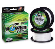 Плетеный шнур Power Pro White 135м
