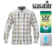 Рубашка Norfin SUMMER LONG SLEEVES р.XL