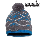 Шапка Norfin Women NORWAY GRAY р.M