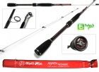 Спиннинг Crazy Fish ASPEN STAKE AS722MLT 5-21гр